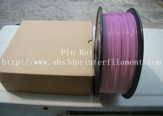 Cina High Quality 3D Printer Filament PLA 1.75mm 3mm For White To Purple  Light change  filament pemasok