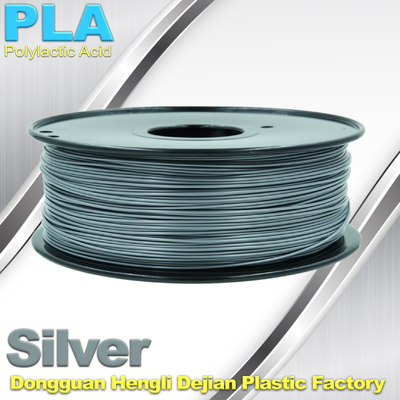 Cina Colorful PLA 3d Printer Filament 1.75mm and 3.0mm  Materials Makerbot pemasok