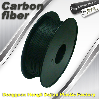 Cina 3D Printer filament , Carbon fiber 3D Printing Filament  1.75mm 3.0mm ,High quality. pemasok