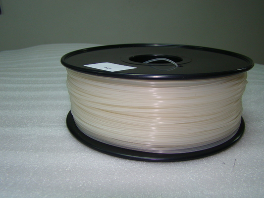 Cina Good Resilience 3D Printing Nylon Filament 1.75mm / 3.0mm  1KG / Roll pemasok