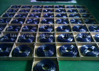 Cina Durable Non - toxic PU Plastic Flexible Hose For Industrial Equipment pemasok