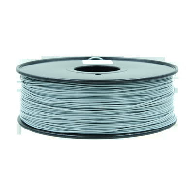 Grey High Strength 3d Printer filamen 1.75mm / Plastik Filament ABS