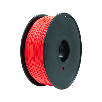1.75mm ABS filamen 3D Printer Filament dengan 50 jenis warna