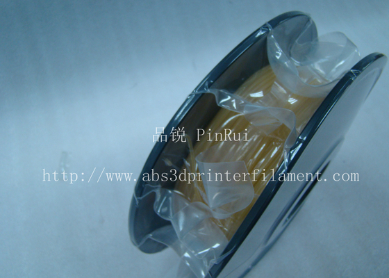 Custom PVA 3d Printer Filament dissolvable in water  , pva filament 1.75